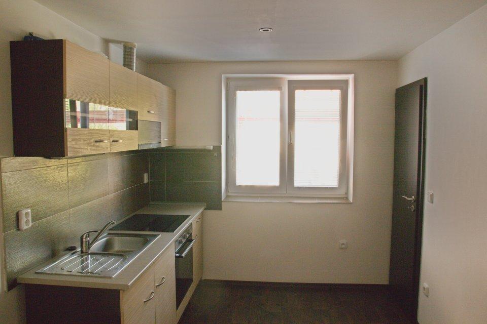 Prodej  zrekonstruovaného bytu 2+1 v Bechyni