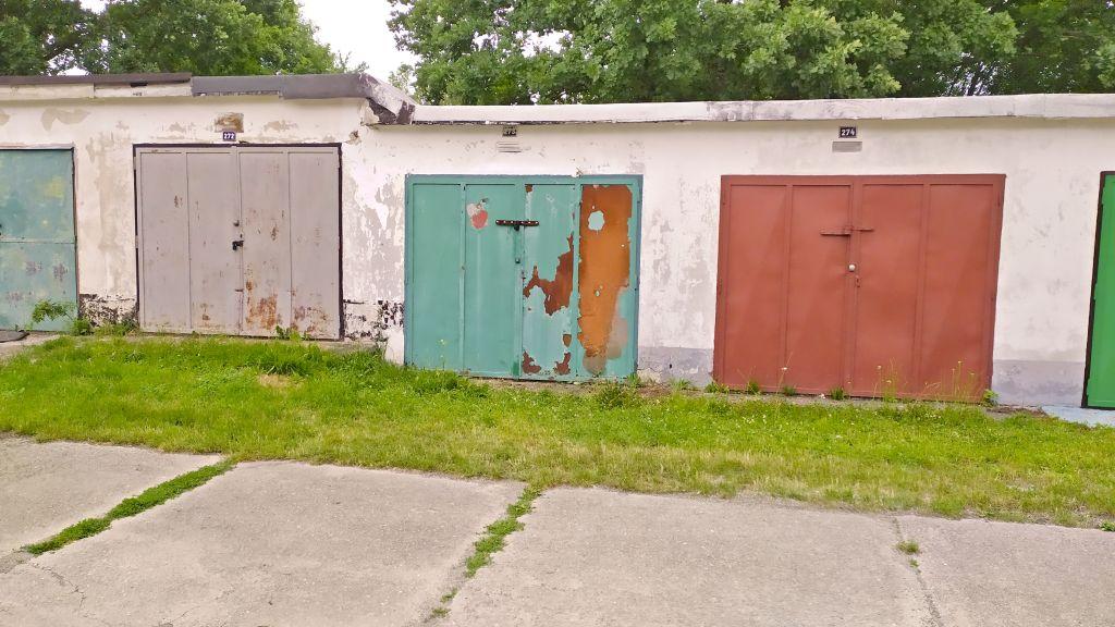 garaz bechyne